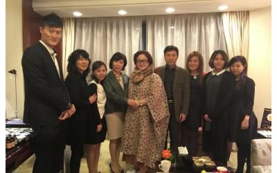 「國際美容健康總聯合會」-「馬來西亞分會」成立